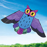 Giant Sparkling Owl Kite