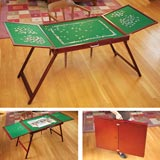Fold-And-Go® Wooden Jigsaw Table