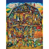 The Antique Barn 300 Large Piece Jigsaw Puzzle