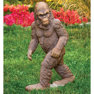 Bigfoot Garden Statue