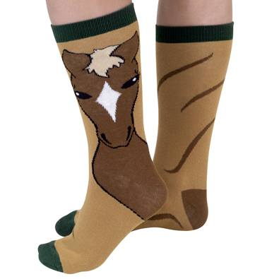 Animal Socks - Horse