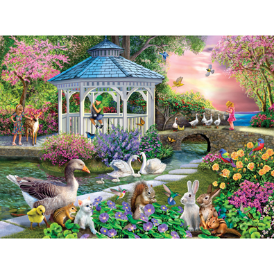 Blissful Moments 1000 Piece Jigsaw Puzzle
