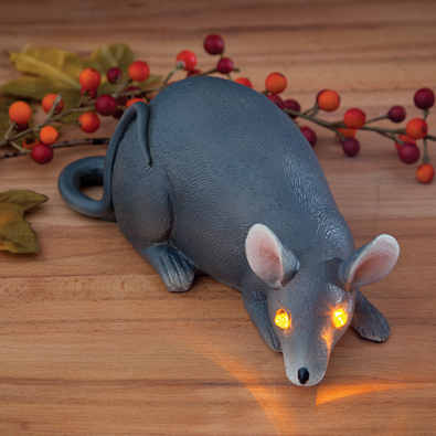 Beady Eye LED Grey Rat