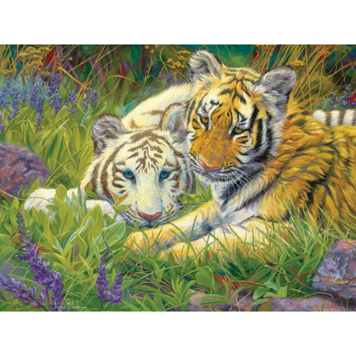 Sisters 300 Large Piece Jigsaw Puzzle