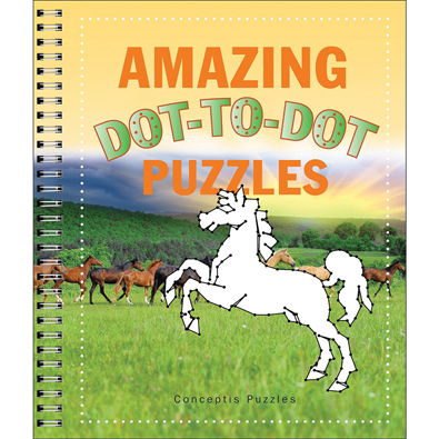 Amazing Dot to Dot Puzzles