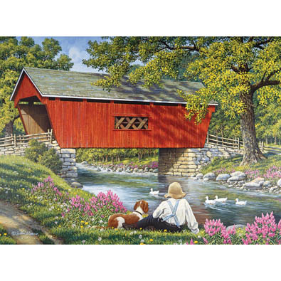 Reflections 1000 Piece Jigsaw Puzzle