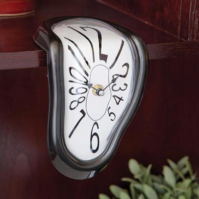 Melting Dali Clock