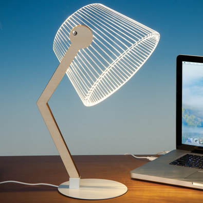 3D Illusion Desk Lamp