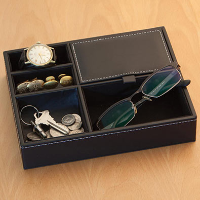Valet Tray Organizer