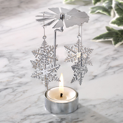 Snowflake Tea Light Holder