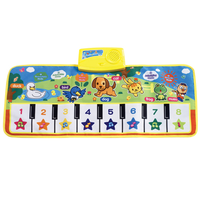 Animal Sounds Piano Toy