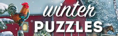 Winter Themed Puzzles