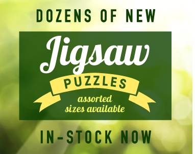 New Spring Preview Jigsaw Puzzles