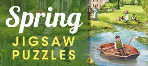 Spring-Themed Puzzles