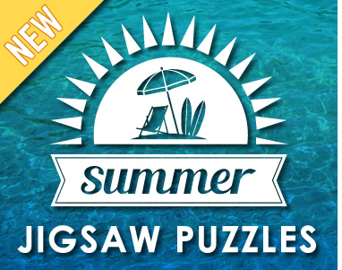 New Summer Jigsaw Puzzles