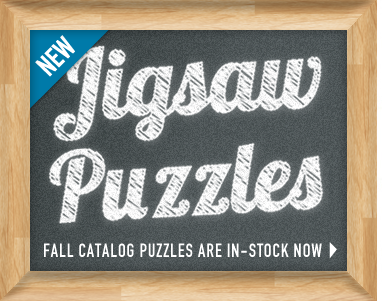 New Autumn Jigsaw Puzzle Arrivals