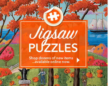 New Autumn Jigsaw Puzzles