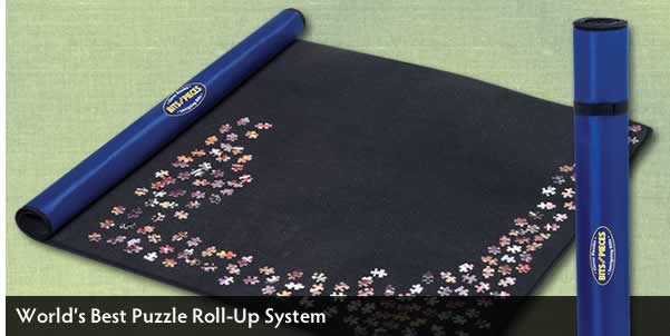World's Best Puzzle Roll-Up System