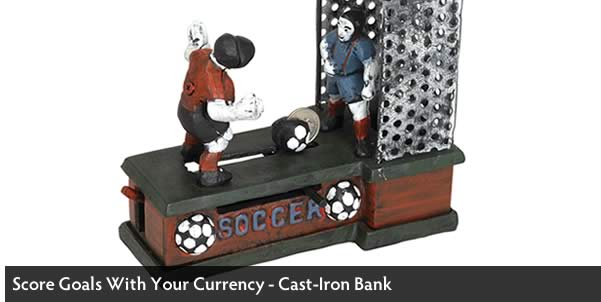 Score Goals With Your Currency